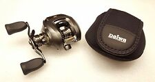 Daiwa STEEZ 6.3:1 Left Hand Baitcast Fishing Reel, Black - STEEZ103HLA