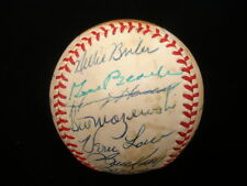 1990's Pittsburgh Pirates Old Timers Day Autographed Baseball – 22 Signatures