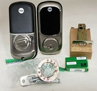 Yale Assure Lock Touchscreen with Wi-Fi and Bluetooth Deadbolt...
