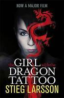 The Girl with the Dragon Tattoo by Stieg Larsson (Paperback, 2009)