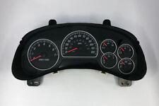 2002 2003 2004 GMC Envoy XL Speedometer Gauge Cluster w/ Driver Info Center