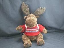 GUND MAC TH MOOSE BACKPACK VACATION FIRST DAY OF SCHOOL SOUVENIR PLUSH EAGLE TOY