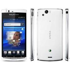 Sony Ericsson  Xperia Arc S LT18i - 1GB - Rein Weiss (Ohne Simlock) Smartphone