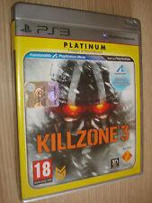 GIOCO PLAYSTATION 3 PS3 KILLZONE KILL ZONE 3 VERSIONE IN ITALIANO