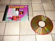 *COMPIL 25 OLDIES BEST CD CZECH ROD STEWART FORTUNES LIZA MINNELLI WEET VOL.9