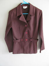 New Star Women's Brown Blouse Size Medium