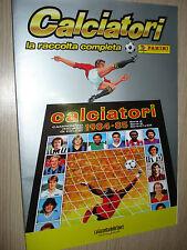 ALBUM PANINI CALCIATORI LA RACCOLTA COMPLETA 1984-85 1985 GAZZETTA DELLO SPORT