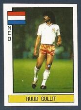 PANINI SUPERSPORT 1988/89- #055-HOLLAND/MILAN-PSV-HAARLEM-FEYENOORD-RUUD GULLIT