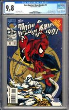MARC SPECTOR: MOON KNIGHT #57 - Marvel 12/93 - CGC 9.8  asm 301 homage