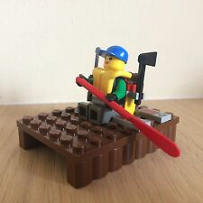 LEGO Extreme Team ZATTERA (#2537) dalla città tema 100% COMPLETO