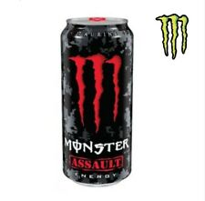 MONSTER ENERGY ASSOULT DRINK