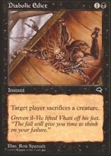 4x Diabolic Edict NM-Mint, English Tempest MTG Magic