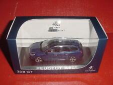 NOREV Peugeot 308 GT SW 1/43 Voiture - Bleue