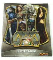 Magic the Gathering MTG Shards of Alara Players Guide from Fat Pack  Envoi suivi