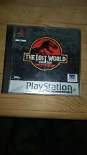 The Lost World Jurassic Park Playstation 1 Game