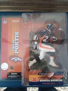 McFarlane 2003 NFL Series 7 Clinton Portis Denver Broncos, Unopened