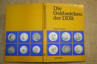 Sammlerbuch Die Geldzeichen der DDR, alle Münzen und Banknoten von 1948 bis 1975