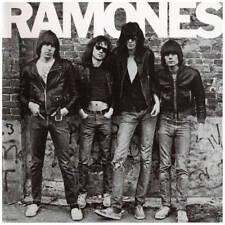The Ramones Calendar Art Framed Rare Rhino Artwork Johnny Dee Dee Joey Punk