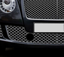 Chrome Bumper Mesh Grille Right For Bentley Continental GT GTC 12-18