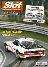 Magazine Mas Slot revista coleccionismo Octubre 2017 nº184  Porsche 924