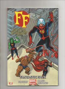 FF: Fantastic Faux - Vol 1 TPB Ant-Man Medusa - (Grade 9.2) 2013