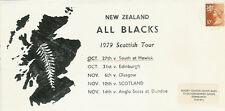 27.10.79 - South of Scotland v New Zealand All Blacks 1979 Hawick commem cover