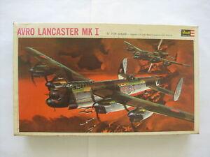 1|72 Model Plane AVRO Lancaster MK I Revell D12-563