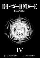 Death Note Black Edition, Vol. 4, Ohba, Tsugumi, Very Good Book