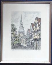 Original ab 1950 Ansichten & Landkarten von Niedersachsen