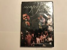 Siempre Fiel en Vivo by Erick Porta (DVD) New