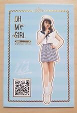Oh My Girl JinE Summer Special Listen To Me official photo card