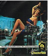 Publicité Advertising 1978 Les Bas et Collants Chesterfield