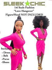 "SLEEK CHIC Brand 1/6 Urban Dress Clothes for 12"" Female Figure PHICEN US SELLER"