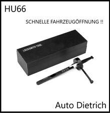 HU66 Polen Schlüssel Öffner Dietrich Schloss pick lock Auto knacken Bahnen car