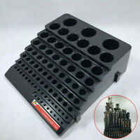 1pc Milling Cutter Storage Box Saving Space Organizer Holder for Home Use HOT!