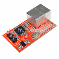 Mini W5100 LAN Ethernet Shield Network Expansion Module Board Best for Arduino