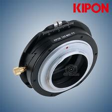New Kipon Tilt Shift Adapter for M42 Lens to Fuji X-Pro1 X-E1 X-1 X-M1 Camera