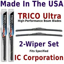 Buy American: TRICO Ultra 2-Wiper Blade Set fits IC Corp BE CE RE: 13-24-24