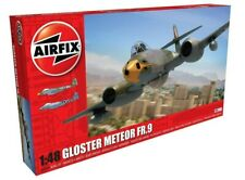 AIRFIX® 1:48 GLOSTER METEOR FR.9 MODEL AIRCRAFT KIT RAF FIGHTER PLANE A09188
