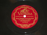 JASCHA HEIFETZ Valse Bluette/Estrella 78 Victrola 1332 VG+ SCROLL