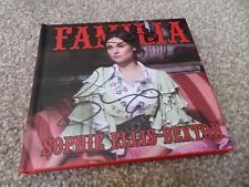 Sophie Ellis-Bextor - Familia SANTA 11 Track Deluxe 2016 CD *SIGNED* NEW RARE!