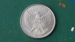⭐HIGH GRADE 1955 INDONESIA 25 SEN COIN SHIPS FREE 😃