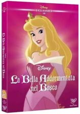 LA BELLA ADDORMENTATA NEL BOSCO Dvd DISNEY - ITALIANO - Cartone Edicola Bambini