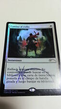 MTG MAGIC 1x CAMINO AL EXILIO  / PATH TO EXILE  PROMO FOIL  ESPAÑOL