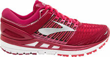 Brooks Transcend 5 Womens Running Shoes - Pink