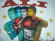 """MUHAMMAD ALI """"IT'S NOT BRAGGING IF YOU CAN BACK IT UP!"""" THE GREATEST S/S XL"""
