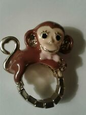 Curious George Adjustable Ring