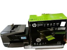 USED HP Officejet Pro 8600 Plus *** INK SYSTEM FAILURE *** enclosed picture