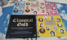 London Philharmonic Orchestra – Classical Gold 4 LP Box Set.1976 Ronco RTD42020