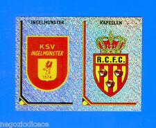 FOOTBALL 2000 BELGIO Panini-Figurina -Sticker n. 377 -INGELMUNSTER-KAPELLEN-New